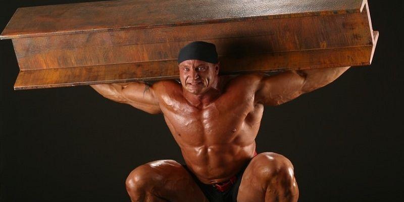Программа спортивной подготовки по тяжелой атлетике