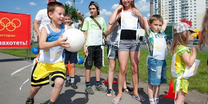 Легкая атлетика для детей. Советы родителям