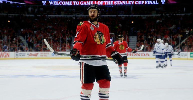 Канадский хоккеист Сибрук