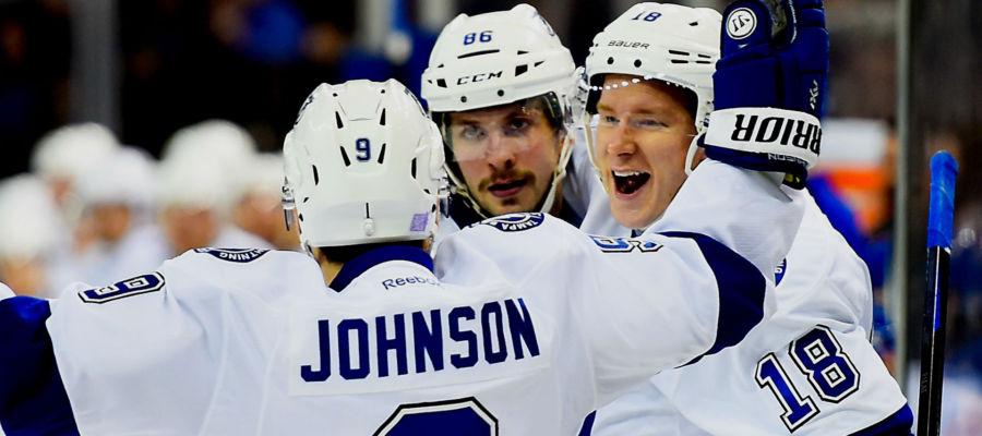 Отличная игра Нестерова и Кучерова в матче НХЛ принесли победу «Тампе Бэй» против «Баффало»