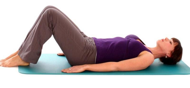 Несложные упражнения: фитнес на скорую руку