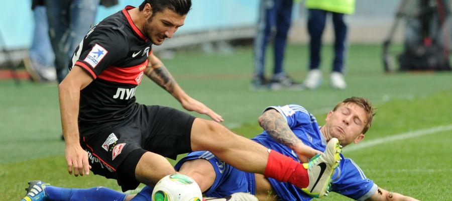 С. Бокетти – защитник «Спартака», сможет получать зарплату в размере €2.5 млн