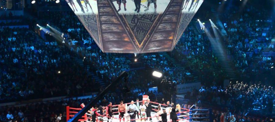 На бокс Лебедева против Гассиева ожидается более 13 тыс. зрителей