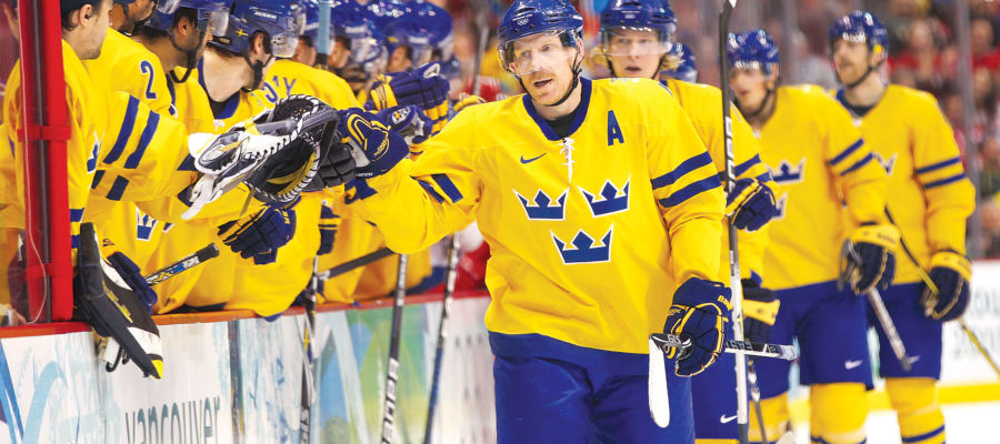 ХК Чехии обыграла шведов на матче Клуба Первого канала